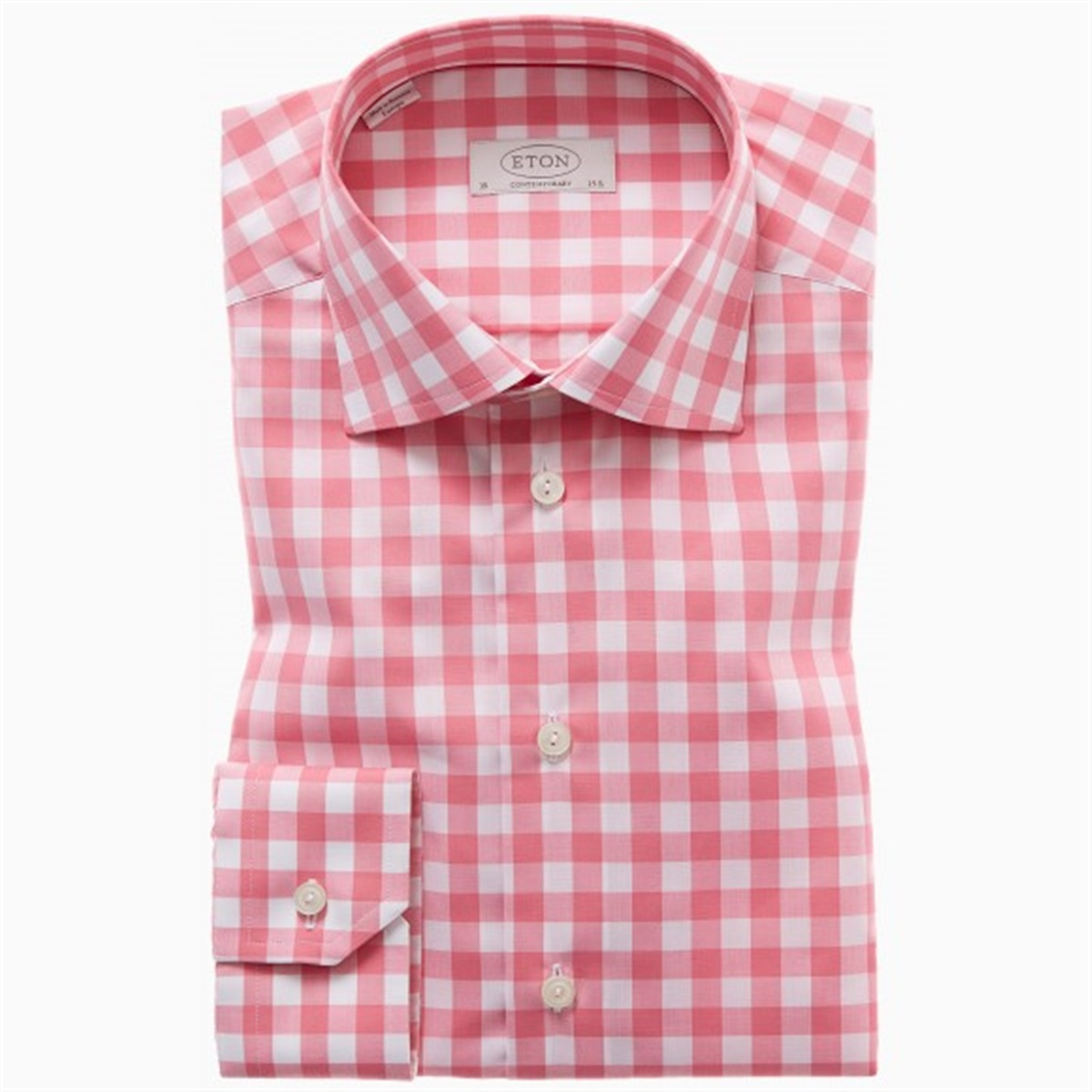 pink and white checkered shirt shirts rock