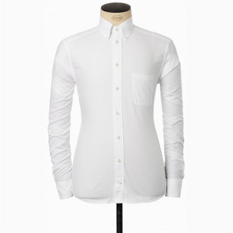 White button down oxford shirt eton for White button down oxford shirt