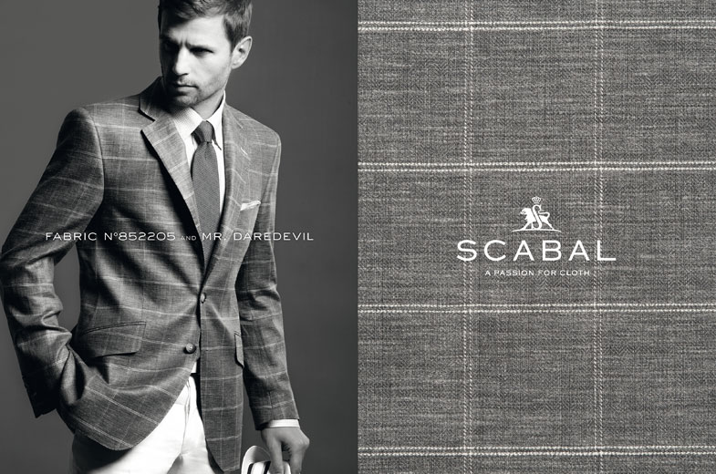 Scabal Suit Fabrics | Made To Measure | MTM | | B'SPO-KEN