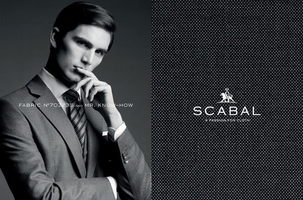 Scabal Custom Suit Fabric 6