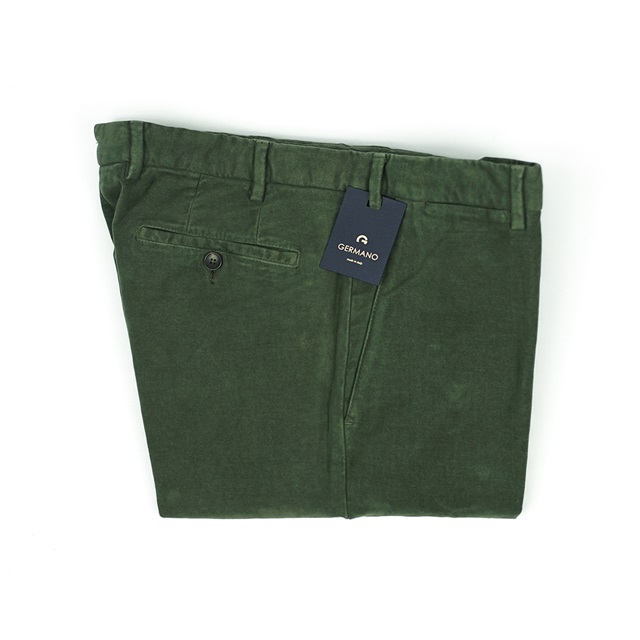 Germano Trousers - Olive